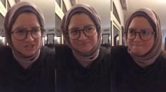 بالفيديو.. فتاة تقلد سمير غانم وتشعل وسائل التواصل الاجتماعي