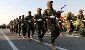 جنود الحرس الثوري الإيراني تهرب من المعسكرات