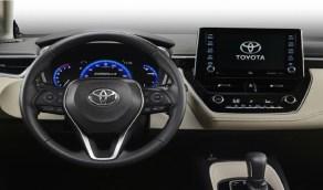 بالفيديو.. تويوتا Corolla ستعد لطرح نموذجها الرياضي الجديد