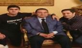 بالفيديو.. علاء مبارك يرثي والده بعد 40 يوما من وفاته