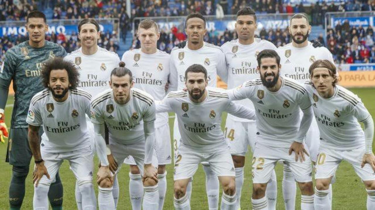 ريال مدريد يصدم لاعبيه بتخفيض الأجور