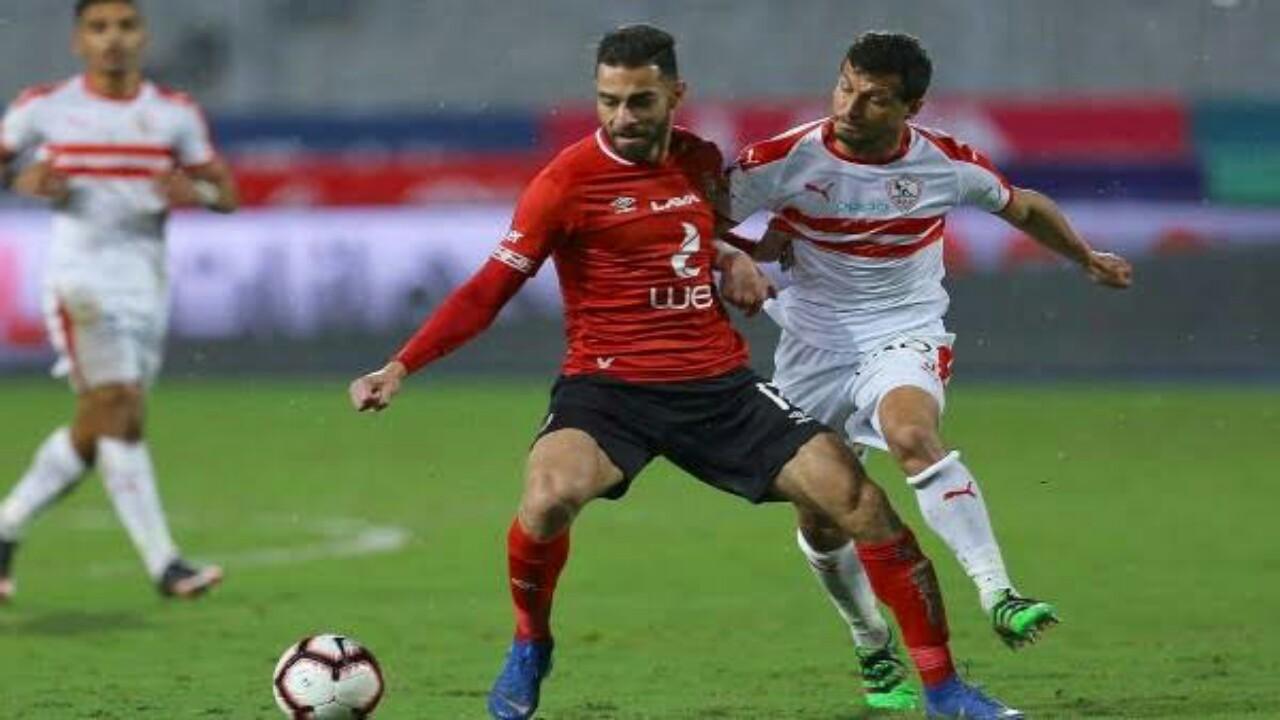 مد فترة توقف الدوري المصري حتى نهاية أبريل الجاري