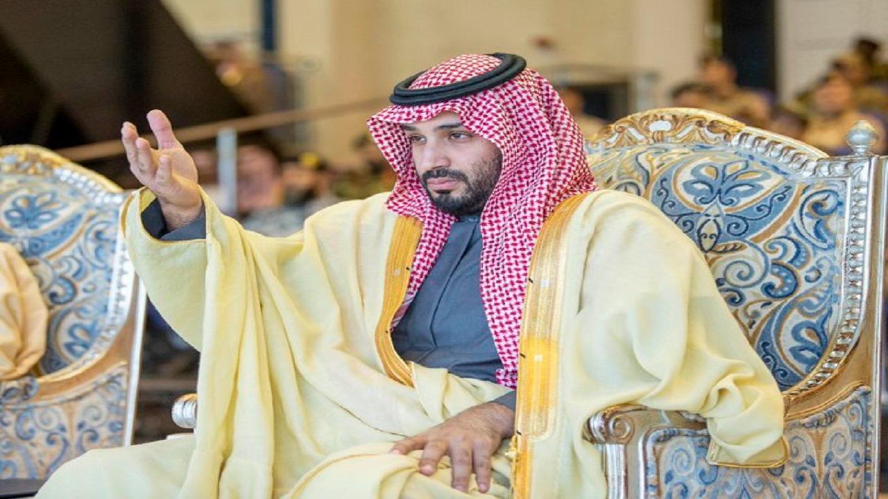 """بعد ارتفاع أسعار النفط """" محمد بن سلمان لا قال فعل """""""
