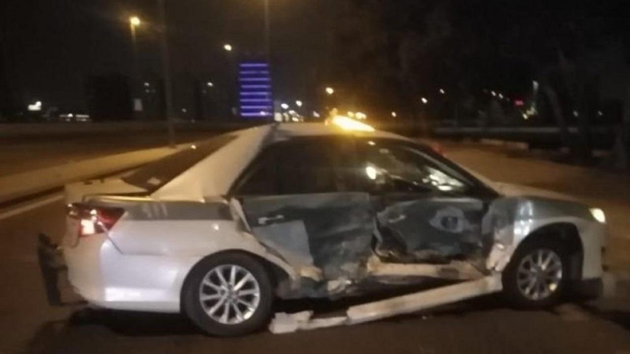 وفاة رجل المرور الذي دُهس بسيارة مواطن متهور بجدة