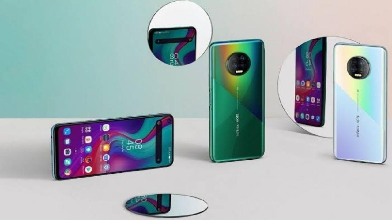 إطلاق هاتف «إنفينيكس» الجديد بطارية تدوم لأيام