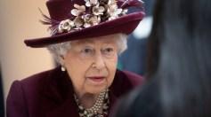 شاهد..الملكة إليزابيث مكسورة خلال الحديث عن الوباء