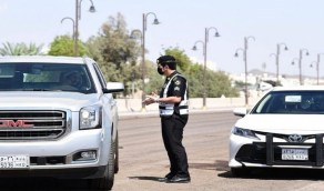 بالفيديو. إنسانية رجال الأمن مع المخالفين