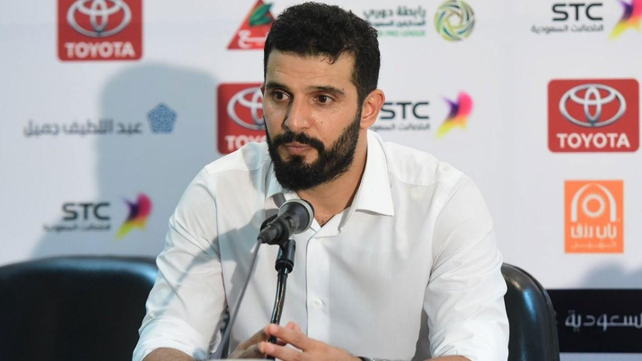 مدرب العدالة يقترح زيادة فرق الدوري إلى 20 ناديًا