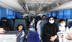 بالصور.. تفويج أول دفعة إجلاء من المواطنين العالقين بالبحرين