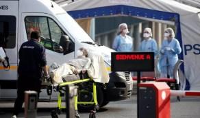 موقف بطولي لأطباء المملكة في فرنسا ضد الوباء