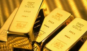 سعر الذهب في التعاملات الفورية يرتفع بنسبة 1.37 %