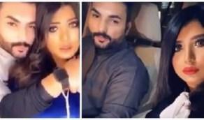 بالفيديو.. شاب يستفز سارة الكندري وزوجها بتعليق جرئ