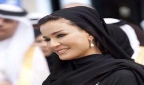 """"""" موزة """" تهدر أموال الشعب القطري للاستحواذ على ريتز لندن"""