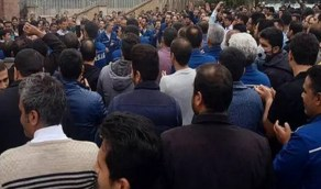 الجوع يهدد العمال في إيران