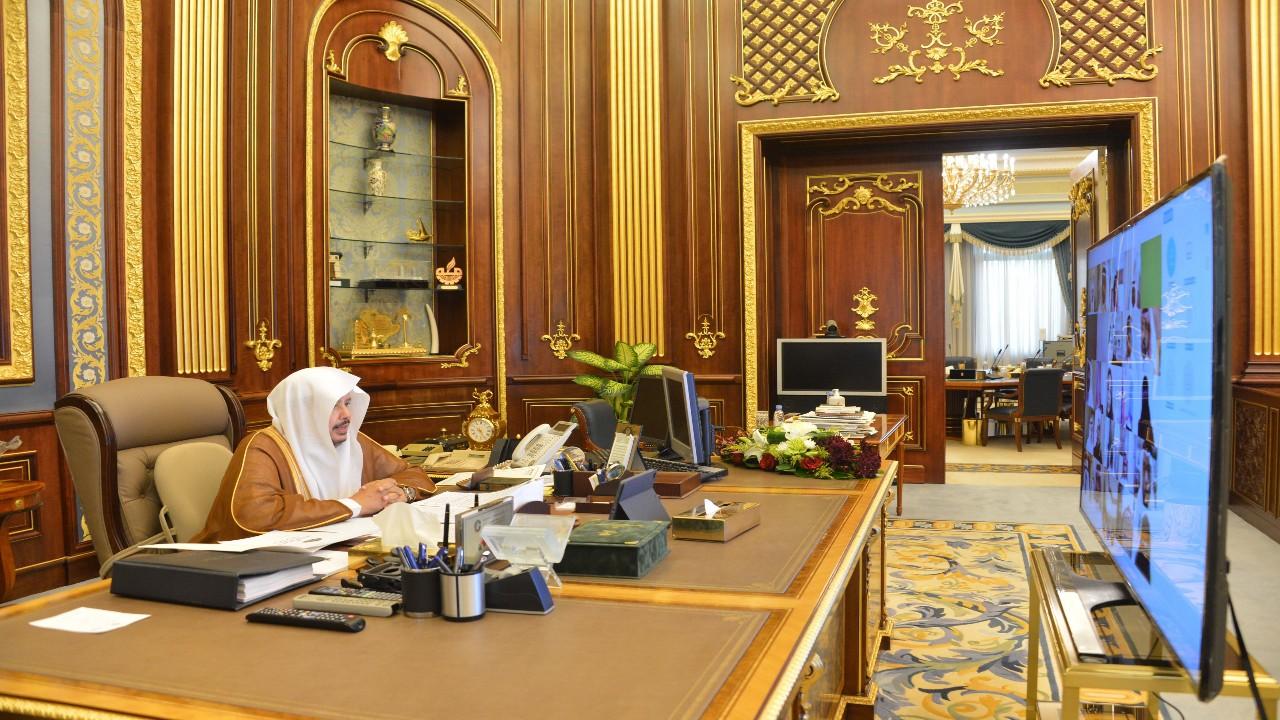 «الشورى» يعقد أولى جلساته عن بعد ويوافق على تعديل نظام الرهن العقاري