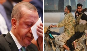 إصابات خطيرة بين أتباع تركيا في سوريا بسبب «غسالة»