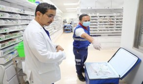 """""""مدينة الملك سعود الطبية"""": تجهيز ألف وصفة علاجية لمنازل المرضى"""