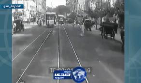 فيديو نادر يرصد معالم القاهرة القديمة في عام 1913