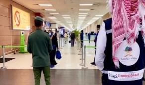 بالفيديو.. لحظة مغادرة معتمري تركيا إلى وطنهم
