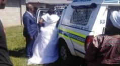 الوباء يهاجم حفل زفاف