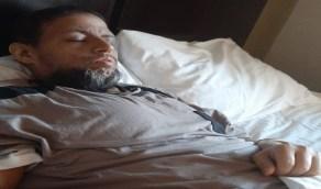 بالفيديو.. سعودي مريض بالسرطان في نيوريورك يناشد بمساعدته على العودة للمملكة