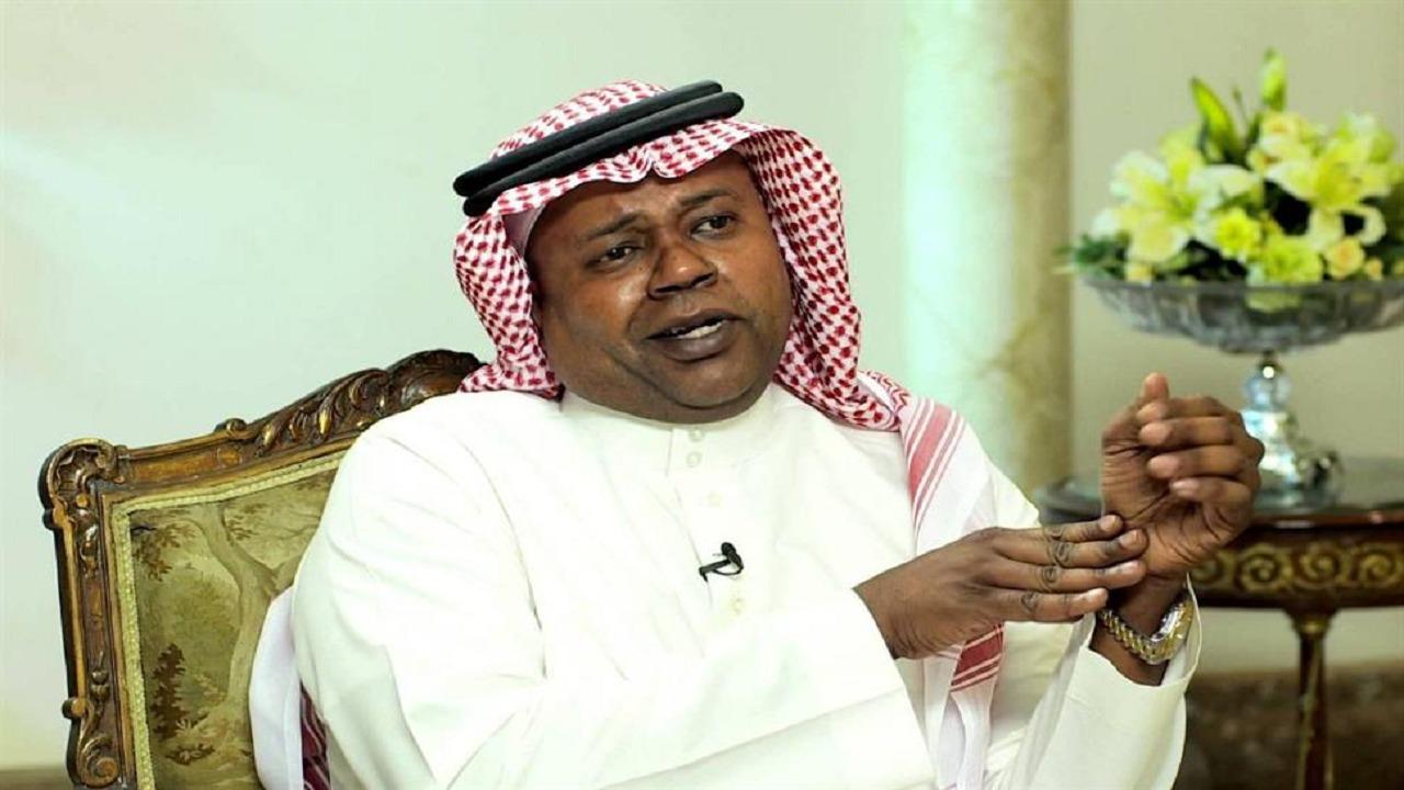 سعيد العويران: منصور البلوي أول رئيس حقق مع الاتحاد دوري الأبطال