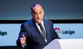 تيباس: إلغاء الدوري الإسباني سيكلف الأندية خسارة مليار يورو