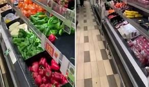 بالفيديو.. مزايا هائلة للتسوق من داخل هايبر ماركت صباحا