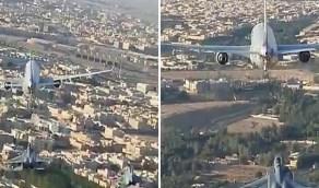 بالفيديو.. عرض للقوات الجوية يكشف معالم وأحياء ومزارع الرياض في مشاهد مبهرة