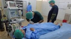 بالفيديو.. أطباء يهربون من غرفة العمليات ويتركون سيدة في حالة مخاض بجرح مفتوح