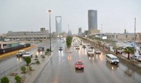 الأرصاد تنبه من تقلبات الطقس على القصيم والرياض