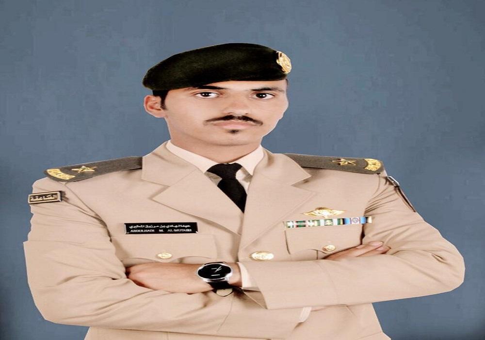 """الرخيمي يحتفي بـ """"عبدالهادي"""" ملازما"""