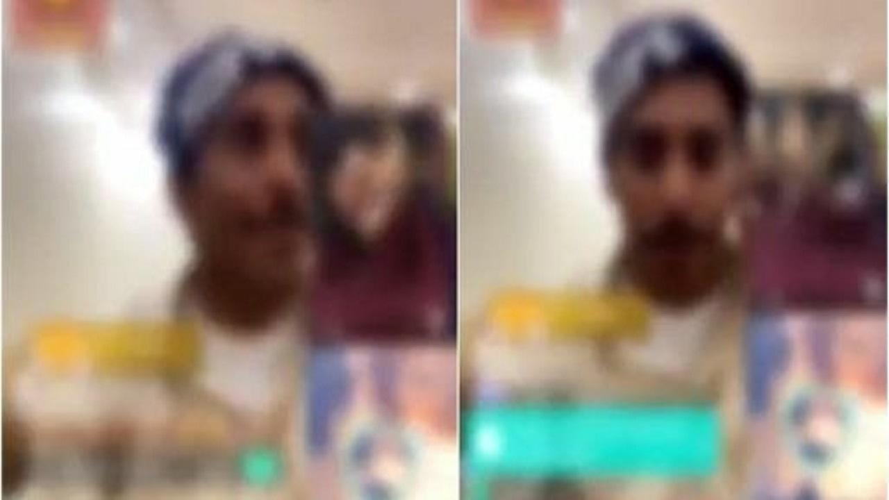 القبض على شخص ظهر في فيديو يتحرش بالأطفال