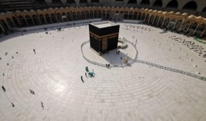 الأشخاص المتاح لهم الصلاة في الحرم المكي بعد تمديد منع التجول
