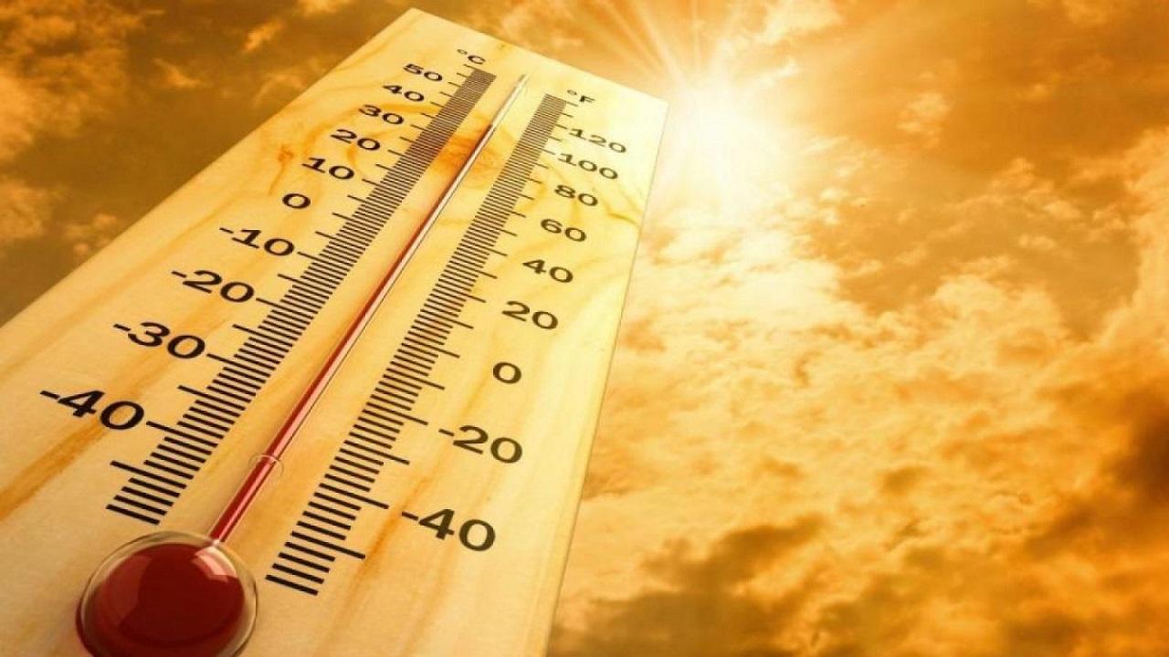 المدن الأكثر ارتفاعا في درجة الحرارة غدا