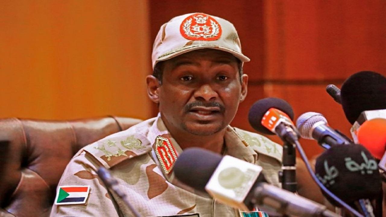 حميدتي: الفضل يرجع لإخواننا السعوديين في دعم الاقتصاد السوداني