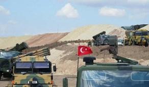 انفجار قنبلة في قافلة تركية بإدلب السورية