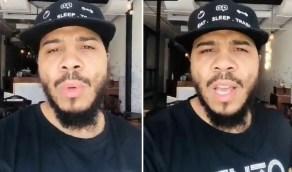 """مغني أمريكي سابق: """" الشُرطي في السعودية تضرّع من أجلي ولم يقتلني بسبب لوني """" (فيديو)"""