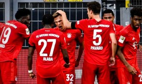 بايرن ميونيخ ينفرد بصدارة البوندسليغا بفوز ثمين على دورتموند
