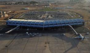 رفع جاهزية مطار الأمير سلطان بن عبدالعزيز لإستقبال أولى الرحلات القادمة إلى تبوك