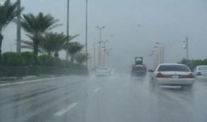 أمطار الباحة تتسبب في إغلاق عقبتي حزنة والأبناء