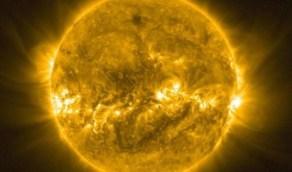 حقيقة حدوث زلازل لخلو قرص الشمس من البقع