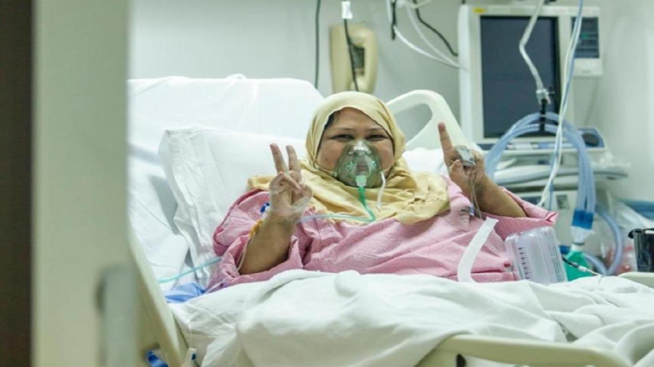 بالصور..الفيروس يصيب ممرضة فلبينية بمستشفى أحد