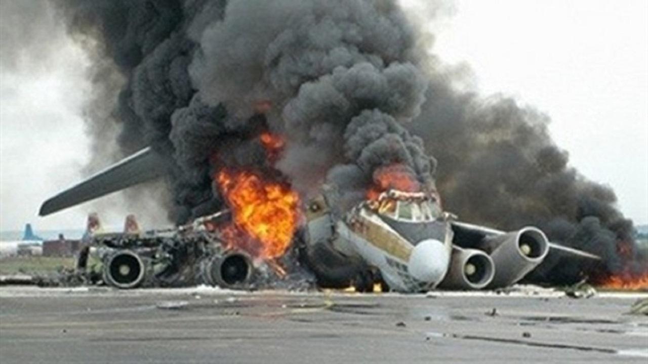 ملابسات سقوط الطائرة الباكستانية المنكوبة قبل دقيقة من هبوطها