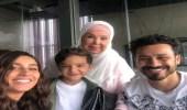 """حجر صحي لطاقم مسلسل """" لعبة النسيان """" بعد إصابة رجاء الجداوي"""