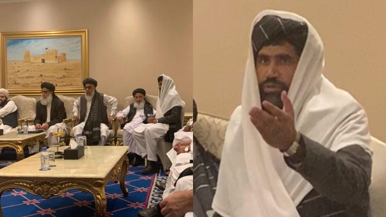 شقيق زعيم طالبان الملا عمر يمرح في قطر مقابل 50 ألف ريال قطري شهريا