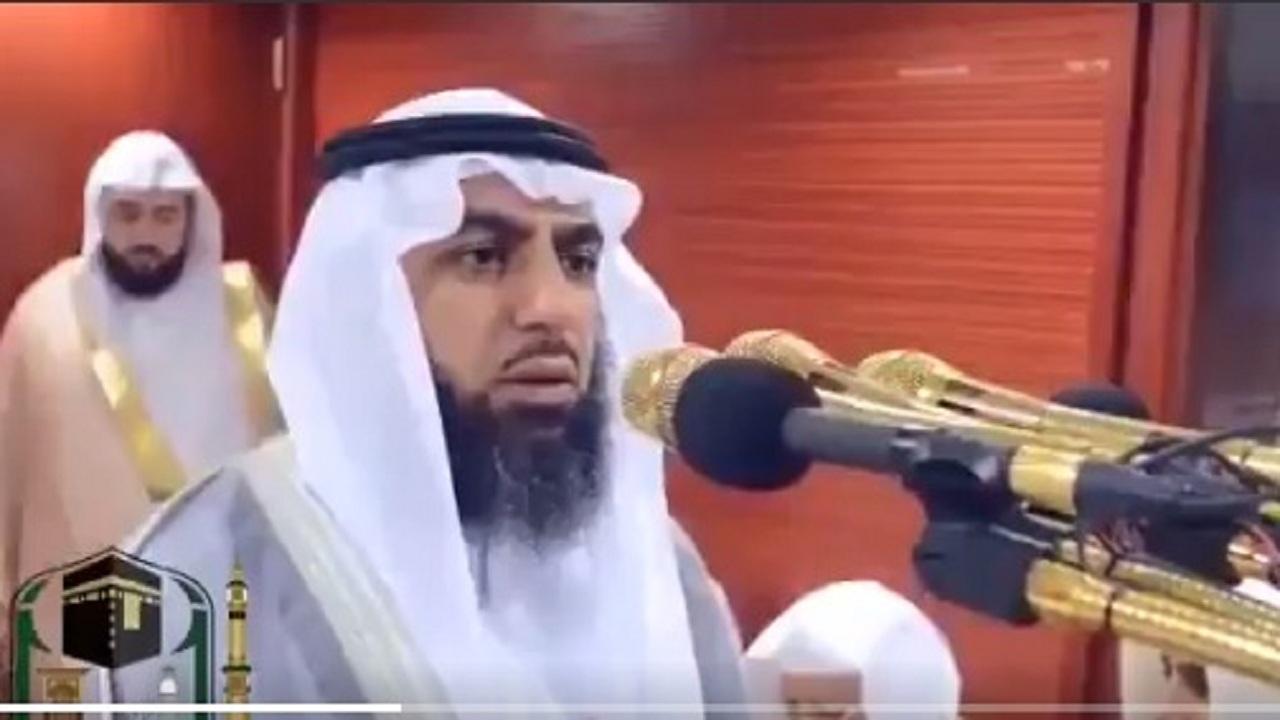 شاهد.. تكبيرات العيد بصوت مؤذني المسجد الحرام