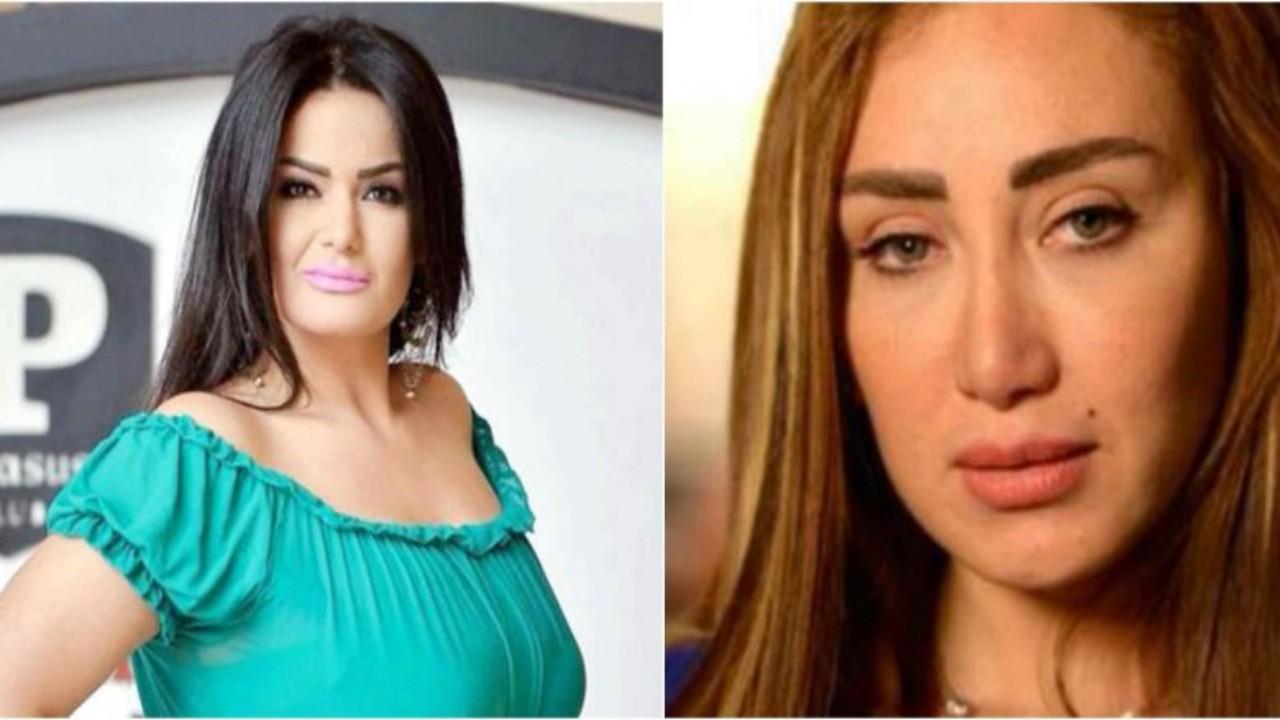سما المصري تعلق على اتهامات ريهام سعيد لها بنشر فيديوهات فاضحة