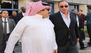«آل الشيخ» يوجه رسالة غاضبة لإدارة الأهلي المصري: «بيعطلوا أي حاجة في مصلحة النادي»