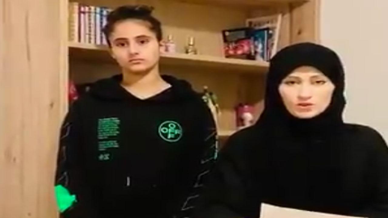 شاهد.. زوجة المعتقل طلال آل ثاني: «كورونا ستقتله في سجن تميم»